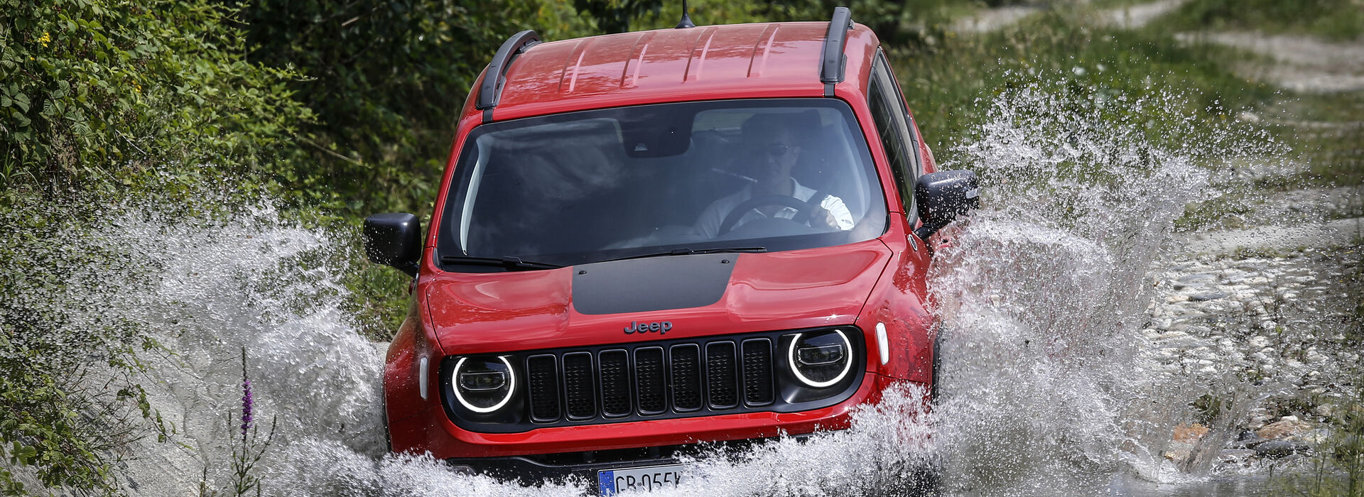 Jeep Renegade und Compass 4xe