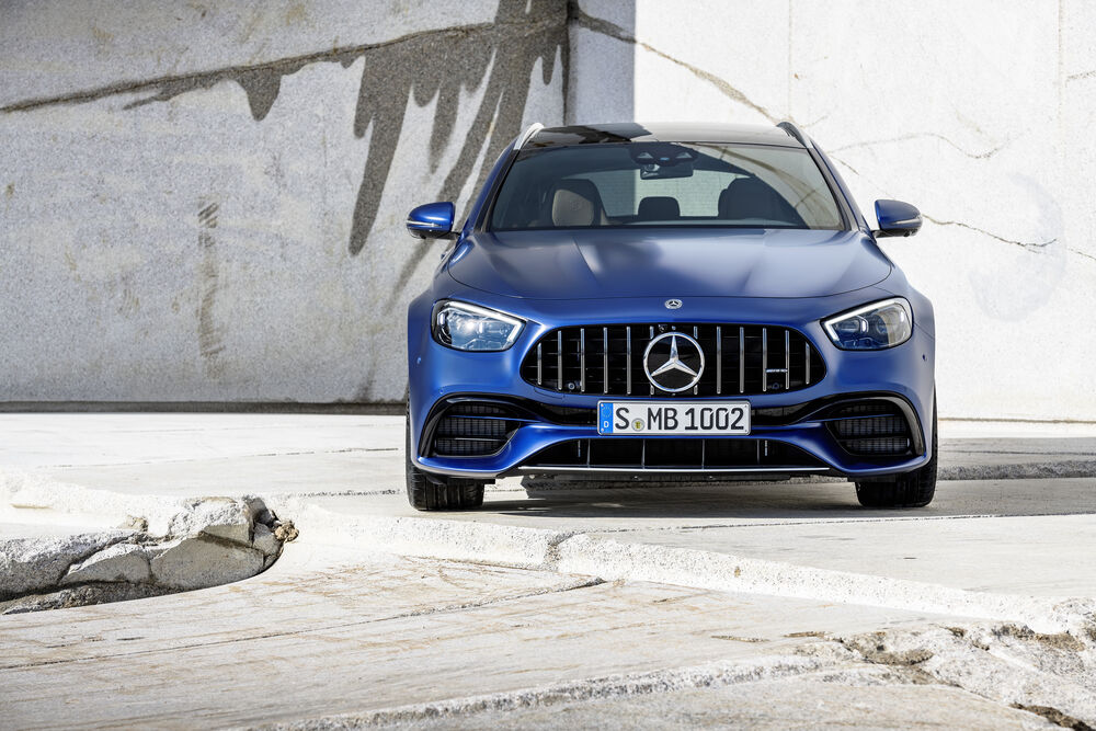 Mercedes-AMG E 63 4MATIC+ Limousine und T-Modell