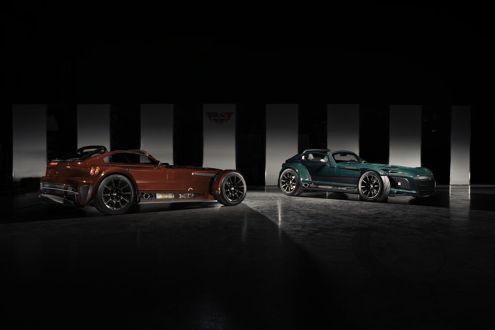 Donkervoort D8 GTO-JD70 Bare Naked Carbon Edition