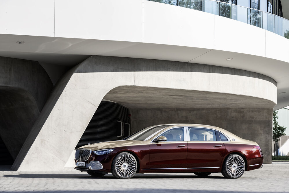 Mercedes-Maybach S-Klasse