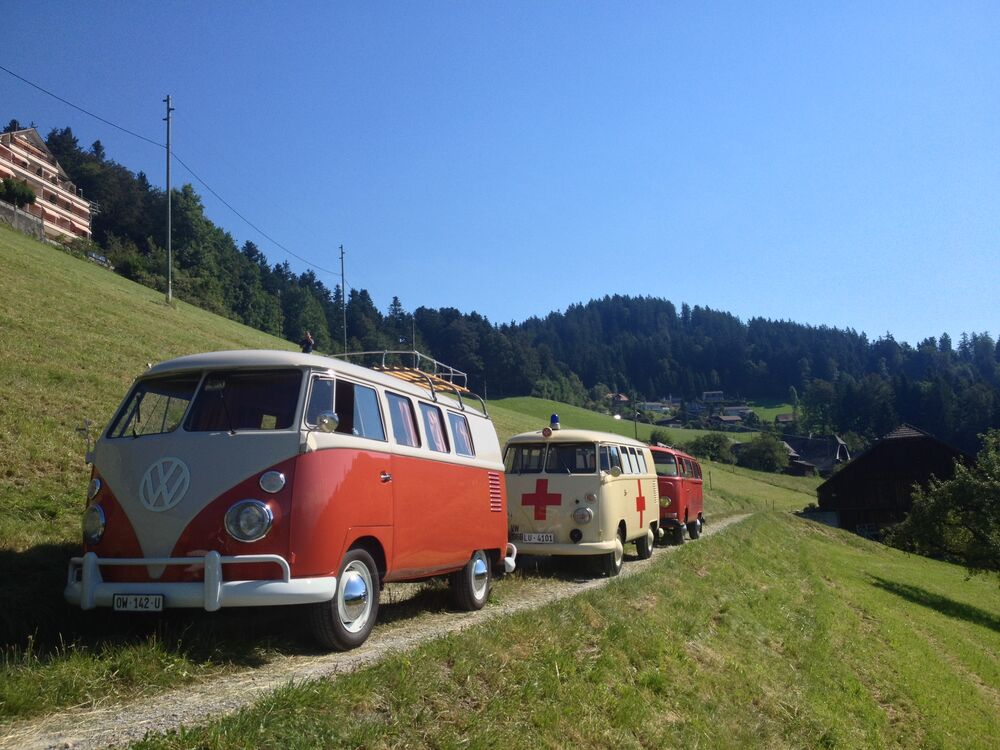 VW Syncro Tour