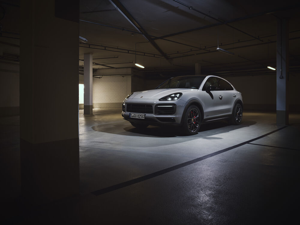 Porsche Cayenne Coupé und Cayenne in der GTS-Version
